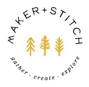 MAKER+STITCH